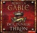Der dunkle Thron - Rebecca Gablé, Marcel Schweder