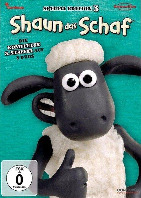 Shaun das Schaf Box 11-13 -