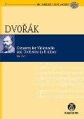 Konzert h-Moll - Antonín Dvorák