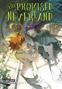 The Promised Neverland 15 - Kaiu Shirai, Posuka Demizu
