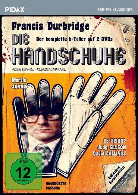Francis Durbridge: Die Handschuhe -