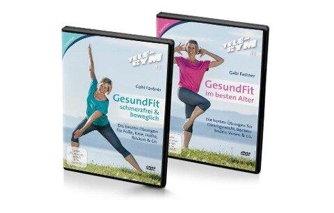 TELE-GYM GesundFit mit Gabi Fastner 2er-Set - Gabi Fastner