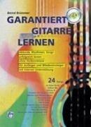 Garantiert Gitarre lernen - Bernd Brümmer