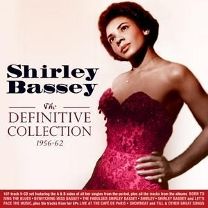 Definitive Collection.. - Shirley Bassey