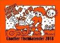 Laacher Tischkalender Heiter durch das Jahr 2018 -