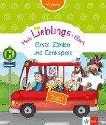 Mein Lieblings-Block Erste Zahlen und Denkspiele - Dr.Birgit Ebbert