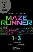Maze Runner-Trilogie - Die Auserwählten - James Dashner