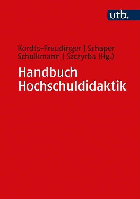 Handbuch Hochschuldidaktik -