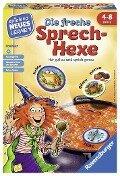 Die freche Sprech-Hexe -