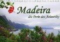 Madeira die Perle des Atlantiks (Tischkalender 2019 DIN A5 quer) - K. A. M. Polok