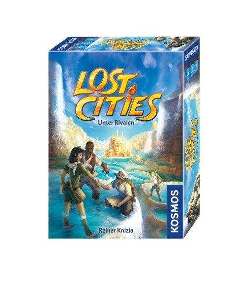 Lost Cities - Unter Rivalen - Reiner Knizia
