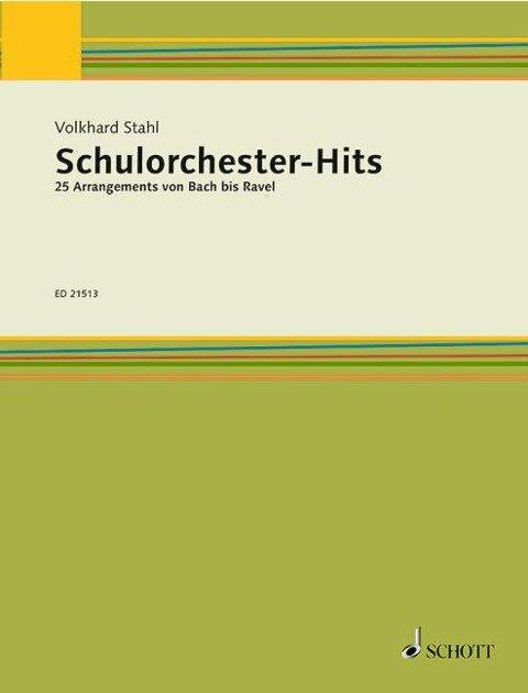 Schulorchester-Hits - Volkhard Stahl