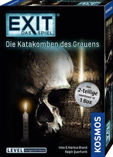 Exit - Die Katakomben des Grauens - Inka Brand, Markus Brand, Ralph Querfurth