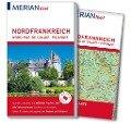 MERIAN live! Reiseführer Nordfrankreich. Nord-Pas de Calais, Picardie - Johannes Wetzel
