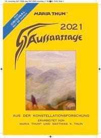 Aussaattage 2021 Maria Thun DIN4 - Matthias K. Thun