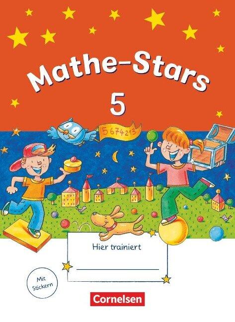 Mathe-Stars 5. Schuljahr. Basiskurs -