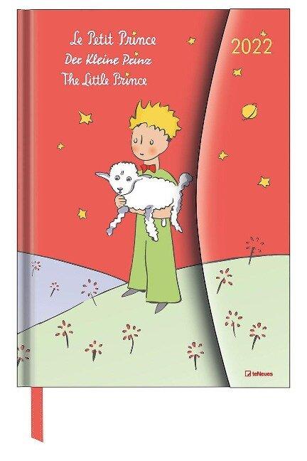 Der Kleine Prinz 2022 - Diary - 16x22 - Antoine de Saint-Exupéry