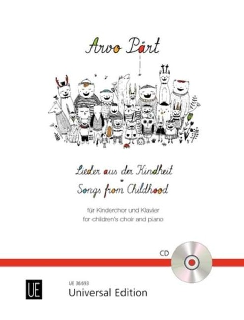Lieder aus der Kindheit - Arvo Pärt