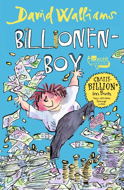 Billionen-Boy - David Walliams