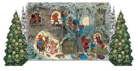 Adventskalender Zwergleins Weihnacht -