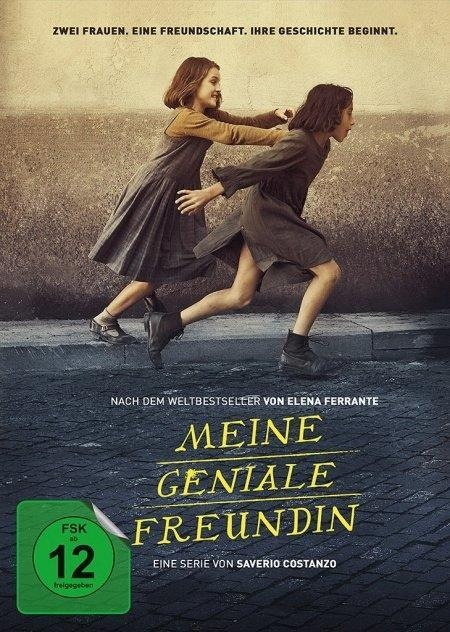 Meine geniale Freundin - 1. Staffel. Collector's Edition - Elena Ferrante