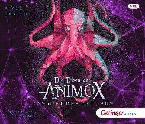 Die Erben der Animox 2. Das Gift des Oktopus - Aimée Carter
