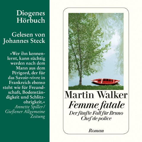 Femme fatale - Martin Walker
