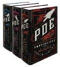 Unheimliche und phantastische Geschichten (3 Bände) - Edgar Allan Poe