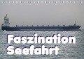 Faszination Seefahrt (Tischkalender 2019 DIN A5 quer) - Peter Morgenroth (Petmo)
