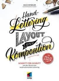 Handlettering - Layout & Komposition - Julia Winkler