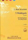 5 Madrigale - Rene C. Hirschfeld