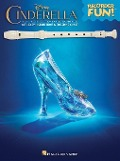 Cinderella: Recorder Fun! Music From The Disney Motion Picture Soundtrack - Patrick Doyle