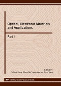 Optical, Electronic Materials and Applications -
