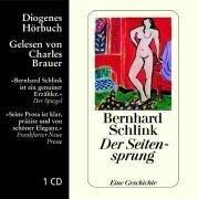 Seitensprung. CD - Bernhard Schlink