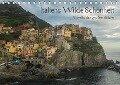 Italiens wilde Schönheit - Abseits der großen Städte (Tischkalender 2018 DIN A5 quer) - Stefan Liebhold
