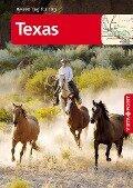 Texas - VISTA POINT Reiseführer Reisen Tag für Tag - Horst Schmidt-Brümmer, Carina Sieler
