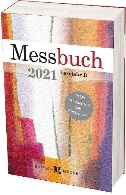 Messbuch 2021 -