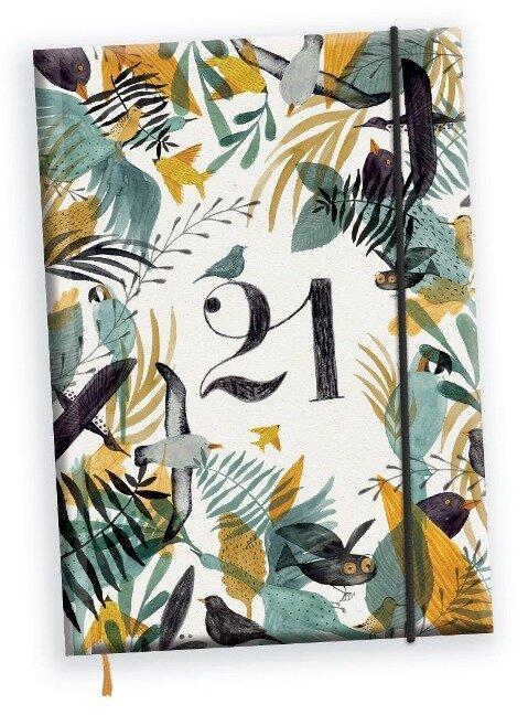 Taschenkalender 2021 - Jenny Boidol
