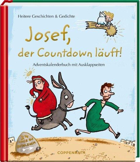 Adventskalenderbuch - Josef, der Countdown läuft -