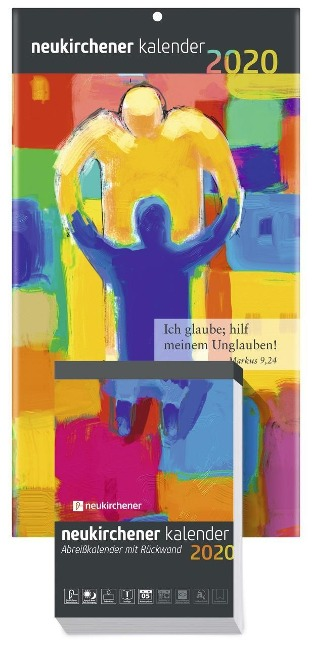 Neukirchener Kalender 2020. Abreißkalender -
