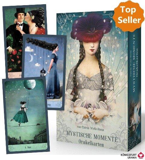 Mystische Momente (Oracle of Mystical Moments) - Catrin Welz-Stein