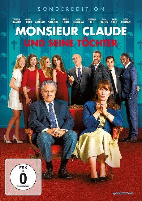 Monsieur Claude und seine Töchter. Sonderedition -