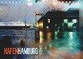 Hafen Hamburg (Tischkalender 2019 DIN A5 quer) - K. A. Ursfoto
