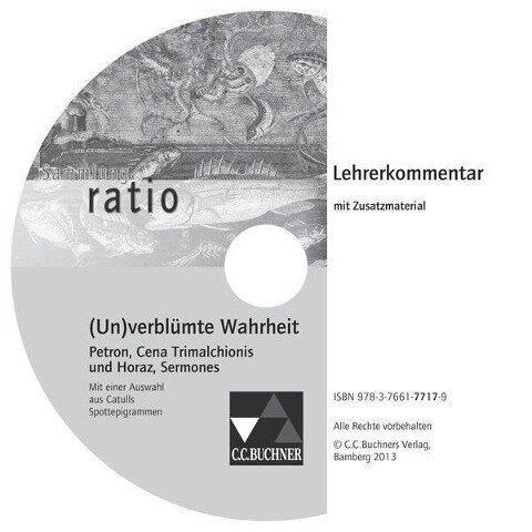 (Un)verblümte Wahrheit, Lehrerkommentar - Elisabeth Kattler, Reiner Streun