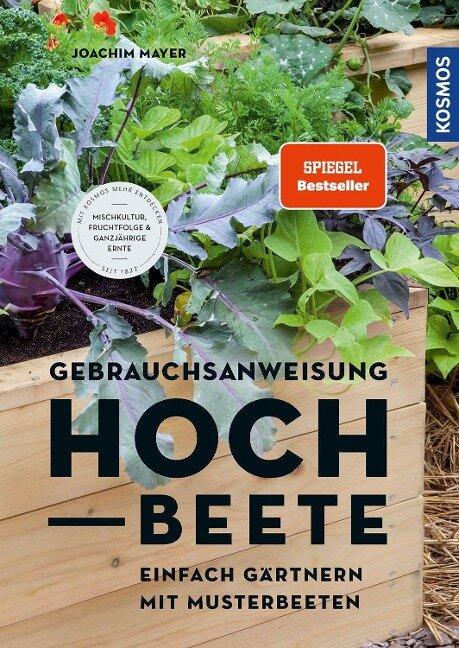 Gebrauchsanweisung Hochbeet - Joachim Mayer