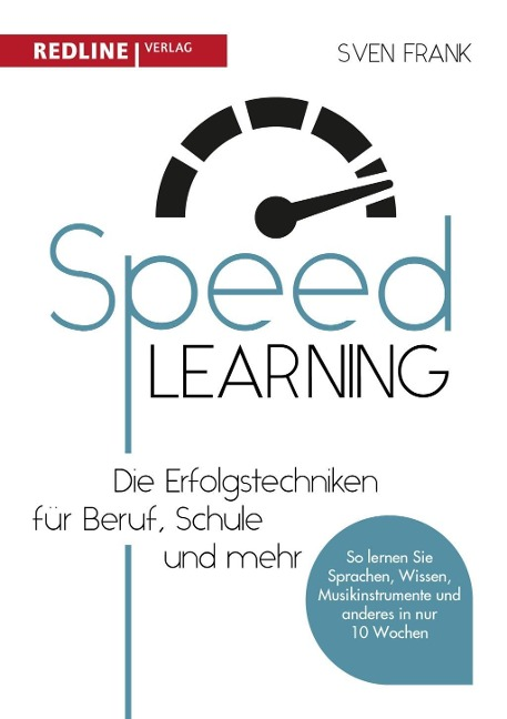 Speed Learning - Sven Frank