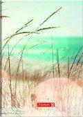 Brunnen Buchkalender 2019 Strand, A5, Modell 796 -