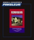 Pimsleur Romanian Level 1 CD: Learn to Speak and Understand Romanian with Pimsleur Language Programs - Pimsleur