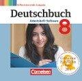Deutschbuch 8. Schuljahr. Übungs-CD-ROM zum Arbeitsheft. Zu allen differenzierenden Ausgaben -