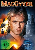 MacGyver - Season 5 (6 Discs, Multibox) -